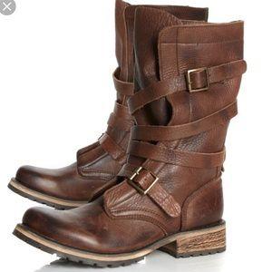 Brand New Steve Madden Banddit Boots Size 7
